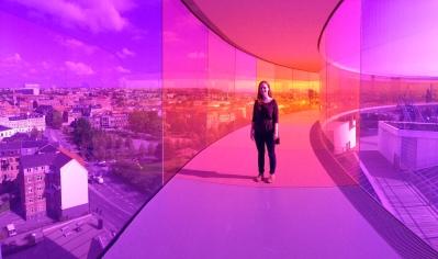 ARoS Aarhus Museum: your Rainbow Panorama